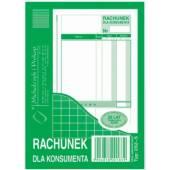 Druk Rachunek dla konsumenta A6 wielokopia 262-5 Michalczyk i Prokop