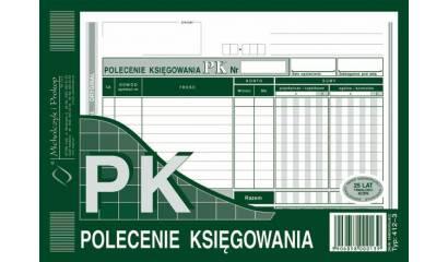 Druk Polecenie księgowania A5 (org.+kopia) 412-3 Michalczyk i Prokop
