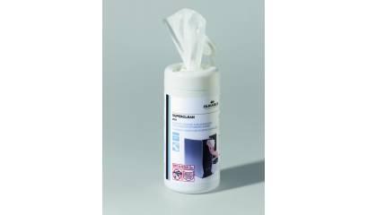Chusteczki do czyszczenia tw.sztucznych DURABLE (100szt)