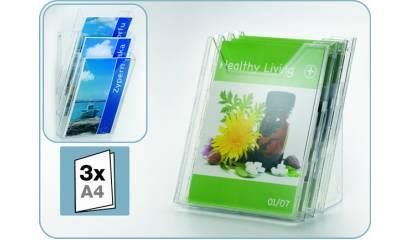 Półka na ulotki DURABLE Combiboxx 3 x A4 L 8580