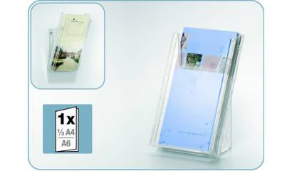 Półka na ulotki DURABLE Combiboxx 1/3 A4 8590