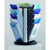 Stojak obrotowy na biurko DURABLE Combiboxx 15 x A4 8614