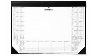 Podkład na biurko z kalendarzem DURABLE 590 x 420mm 729101