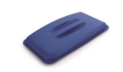 Pokrywa do pojemnik na śmieci DURABLE Durabin Lid 60 niebieska 1800497040