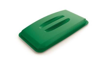 Pokrywa do pojemnik na śmieci DURABLE Durabin Lid 60 zielona 1800497020
