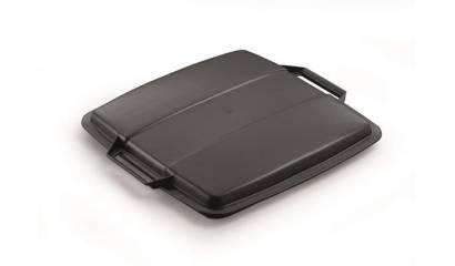 Pokrywa do pojemnik na śmieci DURABLE Durabin Lid 90 czarna 1800475221