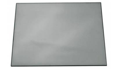Podkład na biurko DURABLE z bezbarwną folią 650 x 520mm szara 7203-10