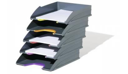Zestaw 5 tacek na dokumenty DURABLE Varicolor7705