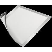 Magnetyczna ramka informacyjna DURABLE DURAFRAME A4 srebrna (5szt) 4869-23