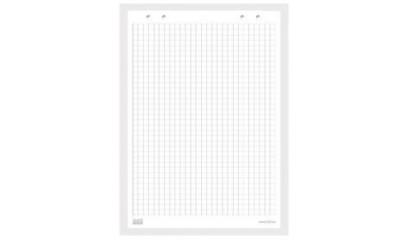Blok do flipchartu 2x3 Euro (66x99cm) 20k kratka B05