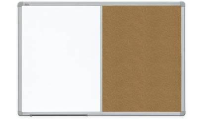 Tablica such.-korkowa 2x3 Combi 90x120cm TCASC129
