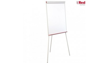 Tablica Flipchart 2x3 Popchart Red 66x100 such/mag TF15 V2
