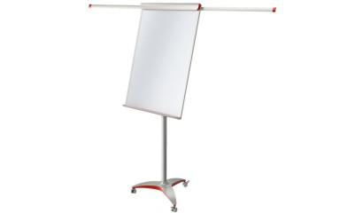 Tablica Flipchart 2x3 Mobilechart Red 66x100 such/mag TF17