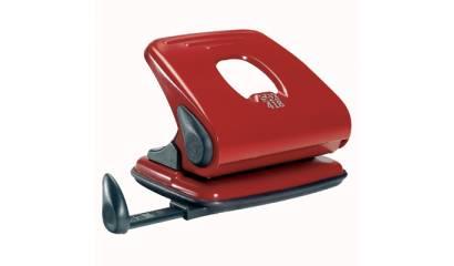 Dziurkacz SAX 418 czerwony 25k