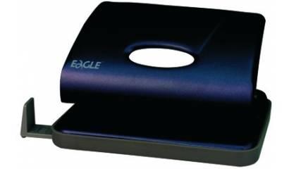 Dziurkacz EAGLE 706 czarny 16k