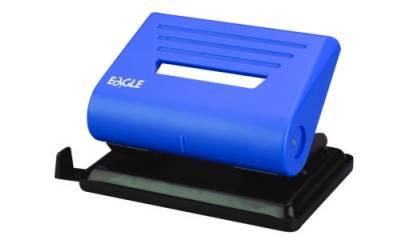Dziurkacz EAGLE 837 niebieski 25k