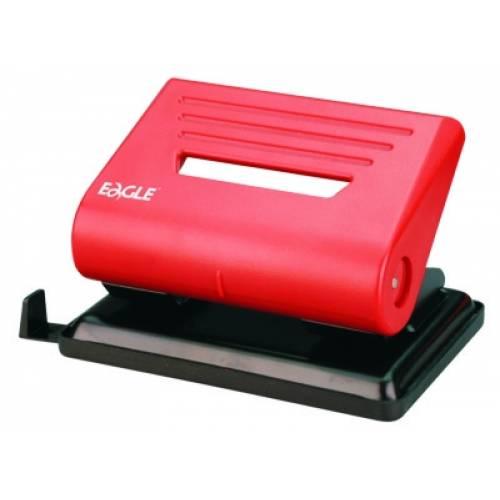 Dziurkacz EAGLE 837 czerwony 25k