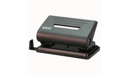 Dziurkacz EAGLE 837S czarny 10k