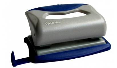 Dziurkacz EAGLE ALPHA P5024B niebieski 8K 110-1074