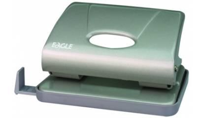 Dziurkacz EAGLE 706 srebrny 16k