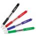 Długopis automatyczny żelowy TAURUS TDA-02 0,5