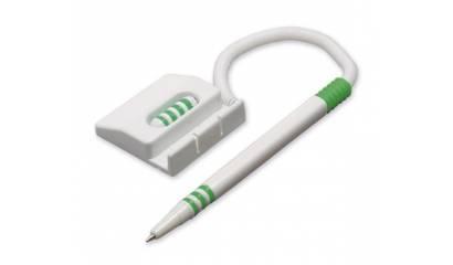 Długopis na sprężynce ICO niebieski