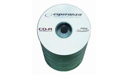 Płyta CD-R ESPERANZA 700MB Cake (100szt)