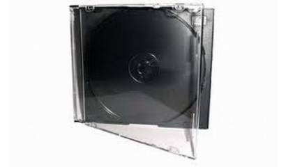 Pudełko ESPERANZA na 1CD Slim (Przeźr/Czarne)