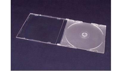 Pudełko ESPERANZA na 1CD Slim Przeźr/Matowe