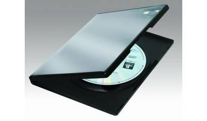 Pudełko ESPERANZA na 1DVD Slim 9mm Czarne