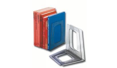 Podpórka do książek ESSELTE dymna (2szt) 15364