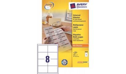 Etykiety samop. ZF Avery 97x67.7 (100ark.) EC3660