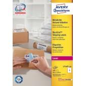 Etykiety kryjące samoprzylepne ZF Avery 99,1*139 (100ark.) druk.laserowa L7169-100