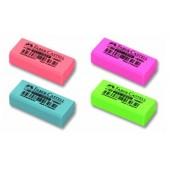 Gumka FABER CASTELL PVC- Free mix kolorów FC 187176