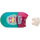 Temperówka podwójna z gumką FABER CASTELL cupcake 183528