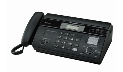 Fax termiczny PANASONIC KX-FT988PDB czarny