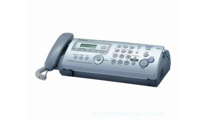 Fax termiczny PANASONIC KX-FP218PDS srebrny