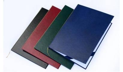 Okładka na dyplom GALERIA PAPIERU A4 Standard -zielona