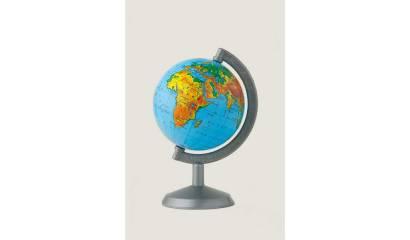 Globus fizyczny GŁOWALA wys 12cm śr70mm