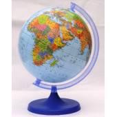 Globus polityczny GŁOWALA wys 38cm śr 250mm