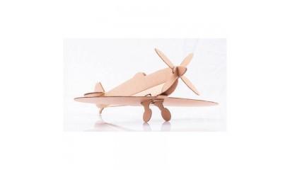 Model samolotu z tektury prezent za zakupy