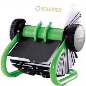Wizytownik Rolodex prezent za zakupy