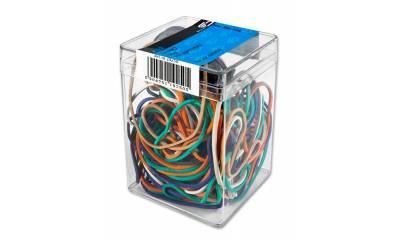 Gumki recepturki E&D Plastic 6H wysokie pudełko 19250