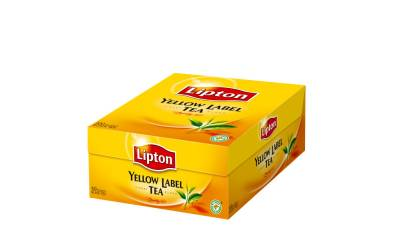 Herbata LIPTON Yellow Label (100szt)