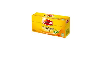 Herbata LIPTON Yellow Label (25szt)