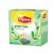 Herbata LIPTON - Piramidki Green Tea (20szt)