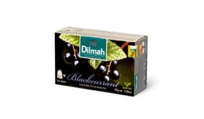 Herbata owocowa DILMAH Blackcurrant (20T)