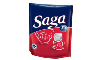Herbata SAGA (50szt)