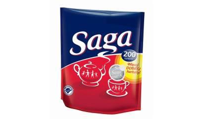 Herbata SAGA (200szt)