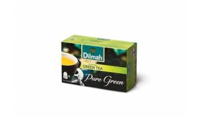 Herbata zielona DILMAH Pure Green Tea (20T)